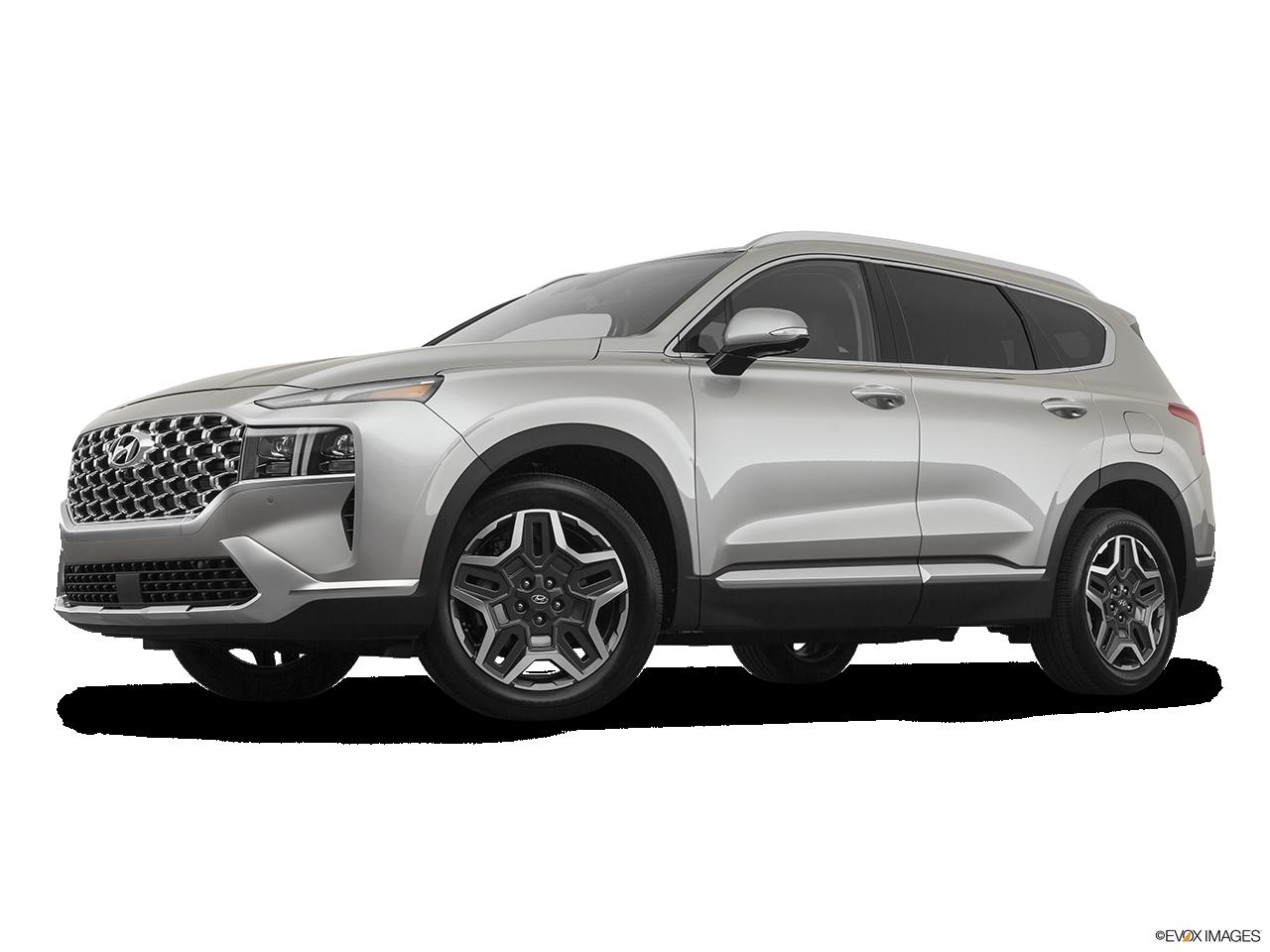2021 Hyundai Santa Fe Hybrid photo
