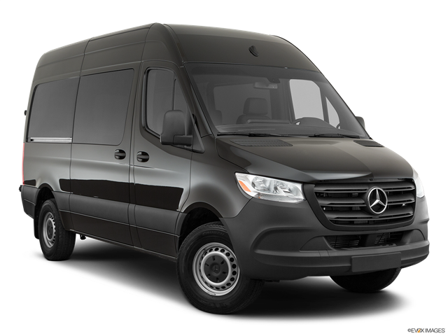 2021 Mercedes-Benz Sprinter Crew