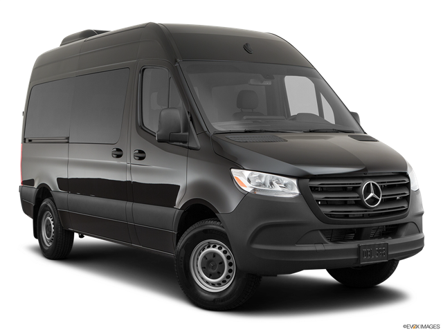 2021 Mercedes-Benz Sprinter Passenger