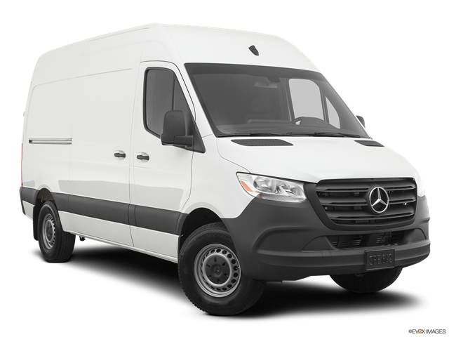 2021 Mercedes-Benz Sprinter Cargo
